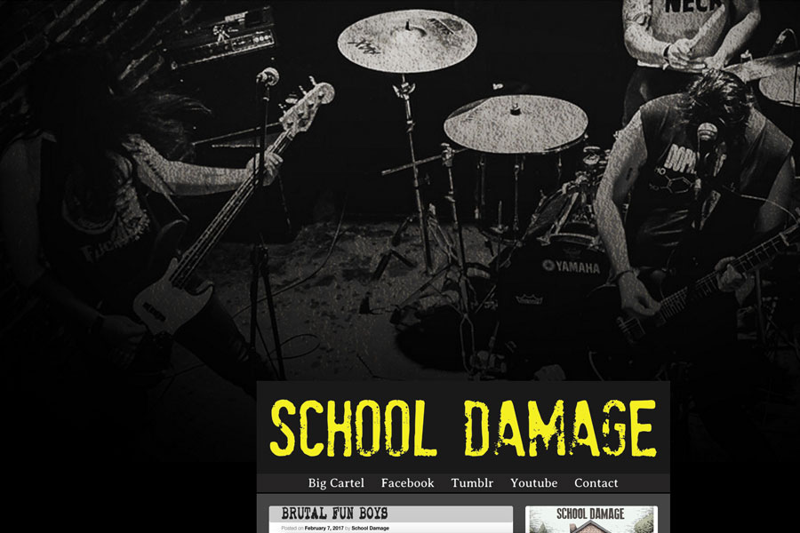 School-Damage