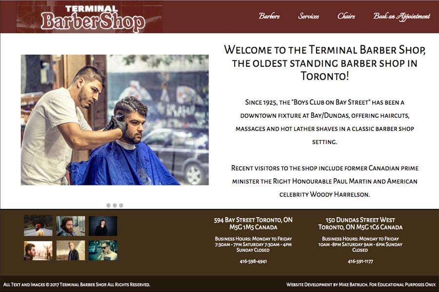 Terminal-Barber-Shop